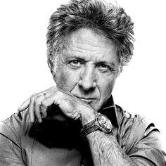 Dustin Hoffman by Platon