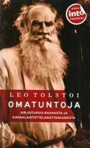 Lukiovuosina pidin venäläisklassikoista ja heistä erityisesti Tolstoista