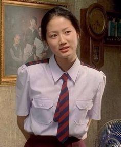 심은하 Korean Actresses, Celebs, Celebrities, Asian Girl, Shirt Dress, Actors, Female, Film, Womens Fashion
