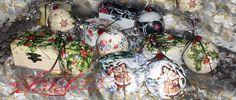 by Lailat Handmade Accessories, Handmade Christmas, Merry, Painting, Jewelry, Art, Art Background, Jewlery, Bijoux
