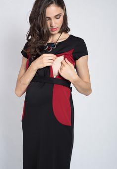 13a95ef6694f6 Mothercot First Class Office Nursing Dress by JumpEatCry - Maternity and nursing  wear Nursing Wear,