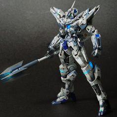 POINTNET.COM.HK - 改裝作品 HG 1/144 Transient Gundam Mk-II