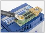 Battery switch assembly offers very low resistance at high currents
