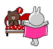 Brown Cony Towel
