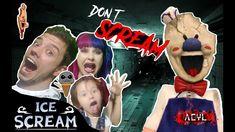 We All Scream For Ice Scream !!! Don't Scream for ROD The ICE-SCREAM NEI... Ice Scream, Battle Royal, Royalty Free Music, Fnaf, The Neighbourhood, Horror, Gaming, Make It Yourself, The Neighborhood
