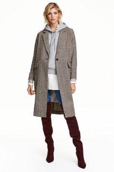 viac ne 1000 n padov omanteau laine femme na pintereste manteau