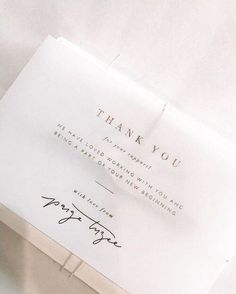 Always grateful for the opportunity to work with so many wonderful clients ✨ Thank you notes in rose gold foil on vellum 💌 Thank You Card Design, Thank You Card Template, Clothing Packaging, Jewelry Packaging, Underwear Packaging, Fashion Packaging, Business Branding, Business Card Design, Stationery Design