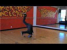 Hip Hop & Modern Dance : Windmills: Learn How to Breakdance - YouTube