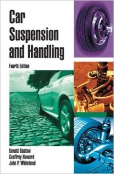 Car Suspension and handling, D. Bastow
