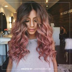 So much #Instamatic pink love from @jakethegreat_88! We can't get enough of it. She created this radiant color using Instamatic Pink Dream on pre-lightened level 9 (dry) hair. She then allowed it to process for 30 minutes before finishing off with a Wella Post Treatment and Brilliance. We can't wait to see what you create! Be sure to share your work by tagging your shots with #Wellahair. Looking forward to featuring your colorful world on our page soon. :) #wellahair #wellalove #instamatic…