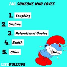 TAG someone who loves one or all of these thing!!