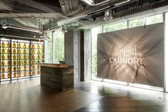 Liquid Laundry restaurant by Hannah Churchill, Shanghai – China » Retail Design Blog