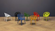 MeinkatzCreations | Vegetal Chair