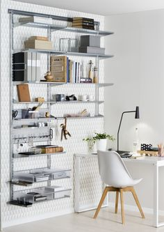 15 Home Office Storage Ideas