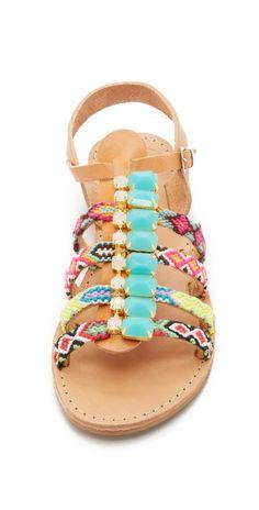 Elina Linardaki Candy Sandals | SHOPBOP