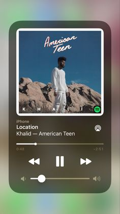 Party Music Playlist, Spotify Playlist, American Teen, Songs 2017, Khalid, Types Of Music, Life Advice, Apple Music, Overlays