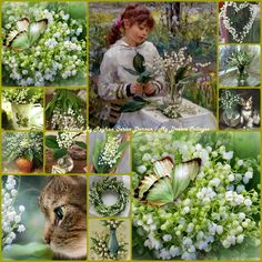 '' Lily of the Valley (1) '' by Reyhan Seran Dursun