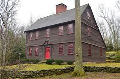 Have you ever dreamed of living in an 18th century home but were afraid of buying it because of the wiring,plumbing, etc that you would expect in a home this old? How about one that was dismantled and moved to a country site of 6 private acres and all of those worries disappeared? The Captain Ebenezer Fiske House is for you! Most of the original features and beams were saved and used in the reconstruction. The kitchen is a masterpiece! Built by Ed Sunderland (a renowned builder of period…