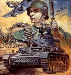 Panzer Iv, Military Diorama, Military Art, Germany Ww2, Military Modelling, War Photography, Ww2 Tanks, Guy Drawing, Axis Powers
