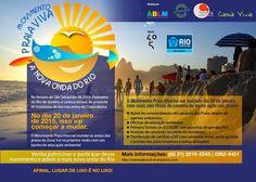 Bota para girar!, por Fernanda Cubiaco: Botando para Girar: Movimento Praia Viva, a mais n...