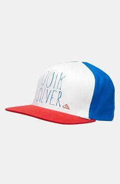 Quiksilver  Mixed  Baseball Cap (Toddler)  3c2e88bb95a3