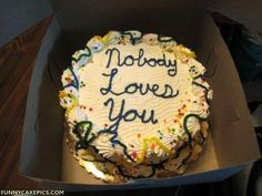 These 16 Cakes Are So Mean You Won't Be Able To Stop Laughing. Unless You Get #2