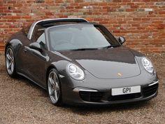 Porsche 911 3.8 (s/s) Targa 4 S 2dr PDK 4WD