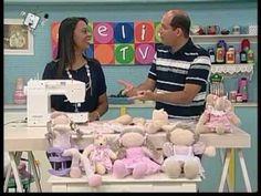 Ateliê na Tv - 17-04-12 - Tatiane Delphino - Elefante para Nicho
