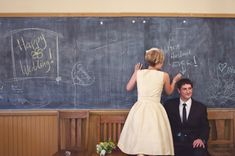 Vintage school house wedding in Wisconsin filled with balloons, chalkboard & love. Photography by Paper Antler Gillian & Spencer Wedding {Part Headpiece Wedding, Bridal Headpieces, Wedding Portraits, Wedding Photos, Couple Portraits, Wedding Ideas, Wedding Book, Dream Wedding, Wedding Bells
