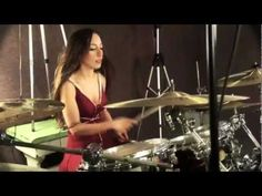 METALLICA - SAD BUT TRUE - DRUM COVER BY MEYTAL COHEN - YouTube