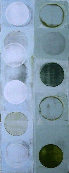 Gordon Wiens, Raceme blue (2010)