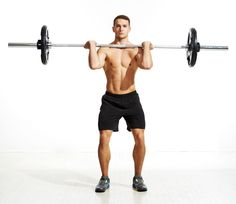The 5 Best Barbell Complex Workout to Burn Fat and Build Muscle