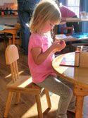 Day in the Life of a Montessori Student #ECMontessori