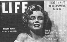 Famous cover of Life magazine, from April 7, 1952