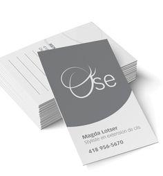 Ose - Cartes d'affaires
