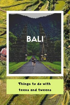 Bali with teens and tweens - We share some amazing things to do in Bali with Teenagers. Things to do in Bali Family Vacation Destinations, Vacation Trips, Vacation Travel, Vacations, Travel Destinations, Bali Travel Guide, Asia Travel, Travel Tips, Travel Ideas