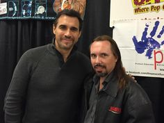 John Hoppa - December 5 · I met Adrian Paul from the Highlander TV series at the Steel City Con in Monroeville! — attending Steel City Con with Adrian Paul at Monroeville Convention Center.
