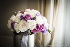 White & Purple Bouquet. www.lindavos.co.za Bridal Bouquets, Purple, Rose, Flowers, Photography, Wedding, Beautiful, Bride Bouquets, Casamento