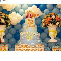 Estou apaixonada por este bolo lindíssimo para o tema Parque de Diversões  @katiapellegrini  #Cake #parquedediversoes  #customcake #bolo  #bolodefesta  #bolodecorado #boloparquedediversoes  #bolopersonalizado #bolodelicado #cakelovers #cakeartist #cakedesigner #decoratedcake #boloartistico #partycake #bolodeaniversario