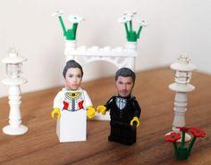 Hoe leuk! Een LEGO-poppetje met je eigen hoofd erop