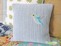 ELISAデザイン:ニットかぎ針編み