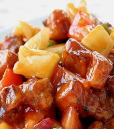 The Best Recipes: Slow Cooker Sweet and Sour Pork Tenderloin