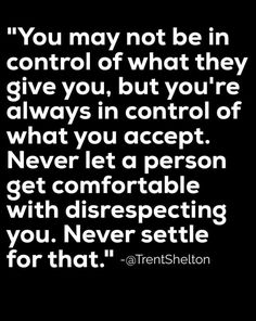 Yup! I got tired of being lied to, ignored and coming behind other women in my own relationship. Not settling at all. Keep the trashy river women.