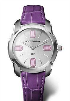 Nova coleção de relógios Dolce & Gabbana