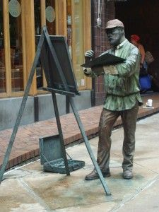 New York Public Art