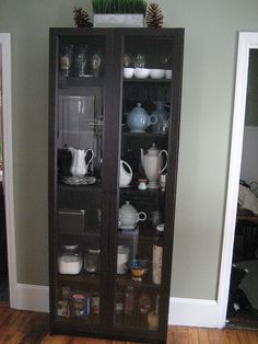 awesome 15 Simple But Beautiful Billy Bookcase Hack Ideas Ikea Billy Hack, Ikea Billy Bookcase Hack, Bookshelves Built In, Billy Bookcases, Kitchen Organization, Kitchen Storage, Best Ikea, Ikea Hackers, Dream Decor