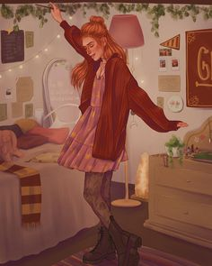 Harry Potter Illustrations, Harry Potter Artwork, Harry Potter Images, Harry Potter Preferences, All The Young Dudes, Fan Drawing, Harry Potter Background, Desenhos Harry Potter, Lily Evans