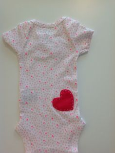 Piedy Made onesie rear view