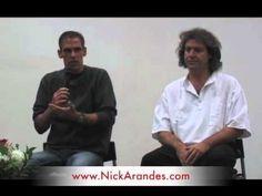 Nick Arandes y Jorge Lomar, ¿Ustedes Experimentan Miedo?