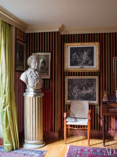 The apartment in the Florentine style